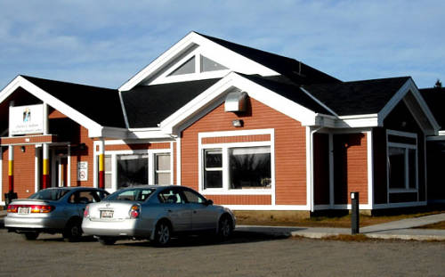 Charles J. Andrew Youth Treatment Centre - Nutshimit