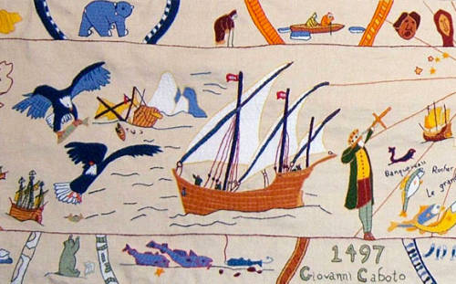 The French Tapestry