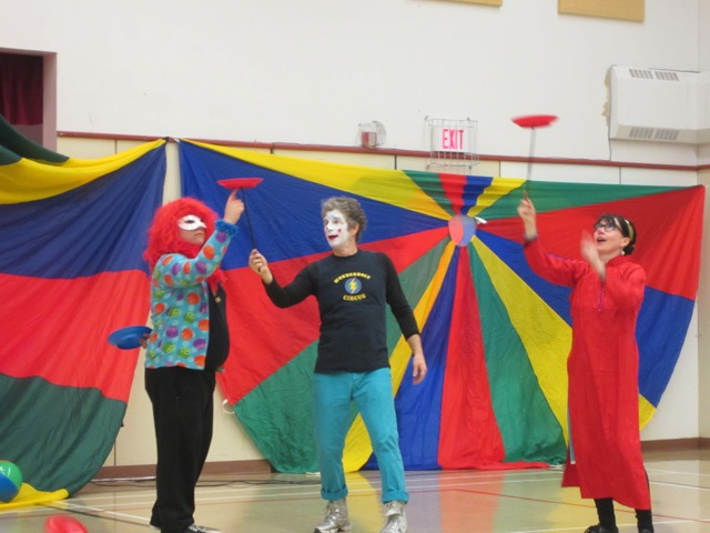 IGA Helps the Circus to Visit Rigolet
