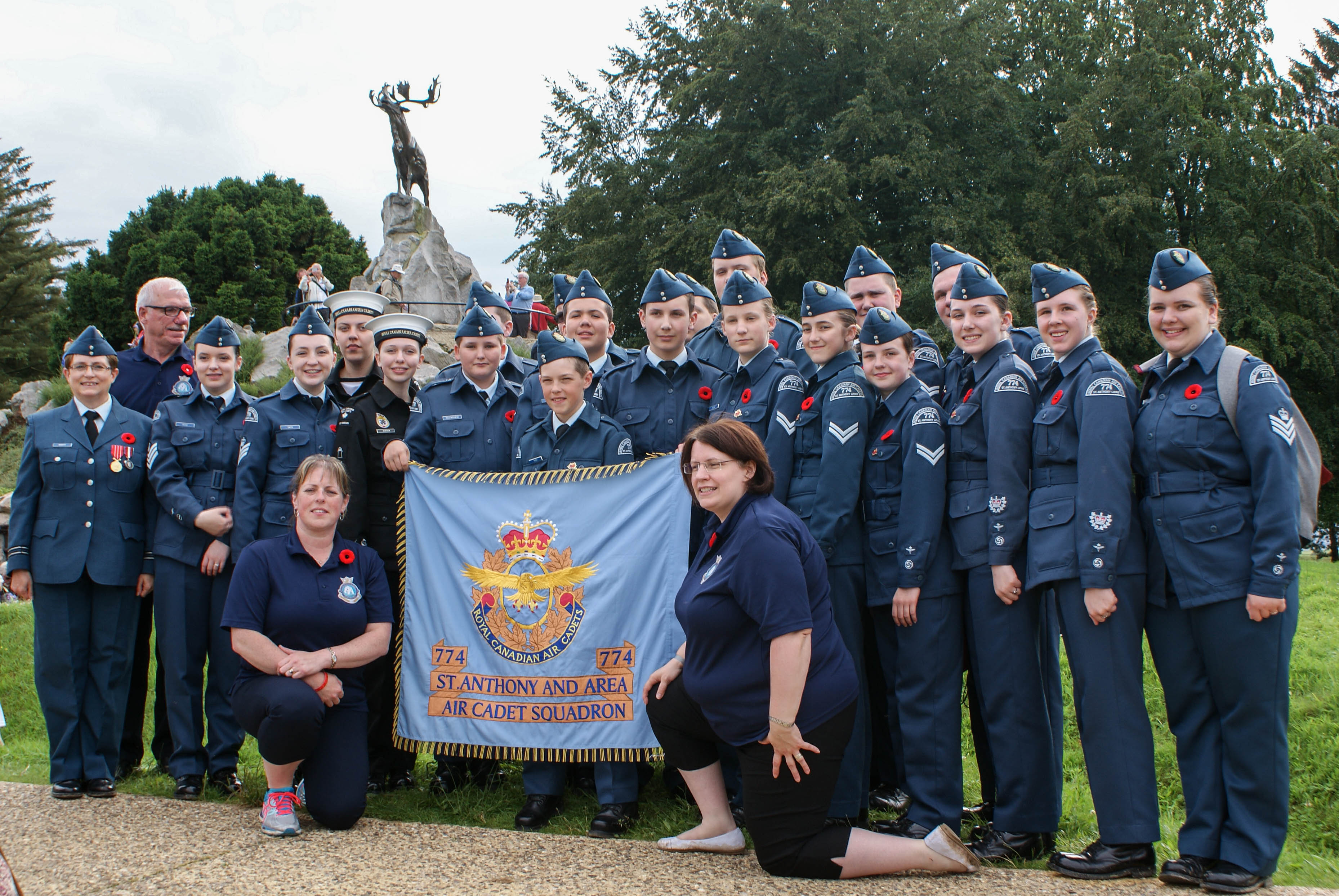 774 St. Anthony and Area Air Cadet Squadron