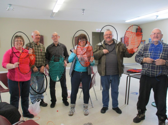 St. Lunaire-Griquet Forever Young 50+ Club Hosts Workshops and More with IGA Grant
