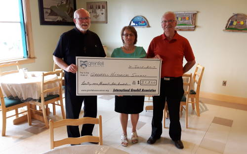 Grenfell Historical Society Receives $21,200 Grant