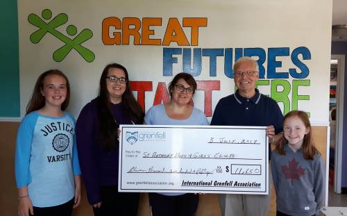 St. Anthony Boys' and Girls' Club Receives $11,650 Grant