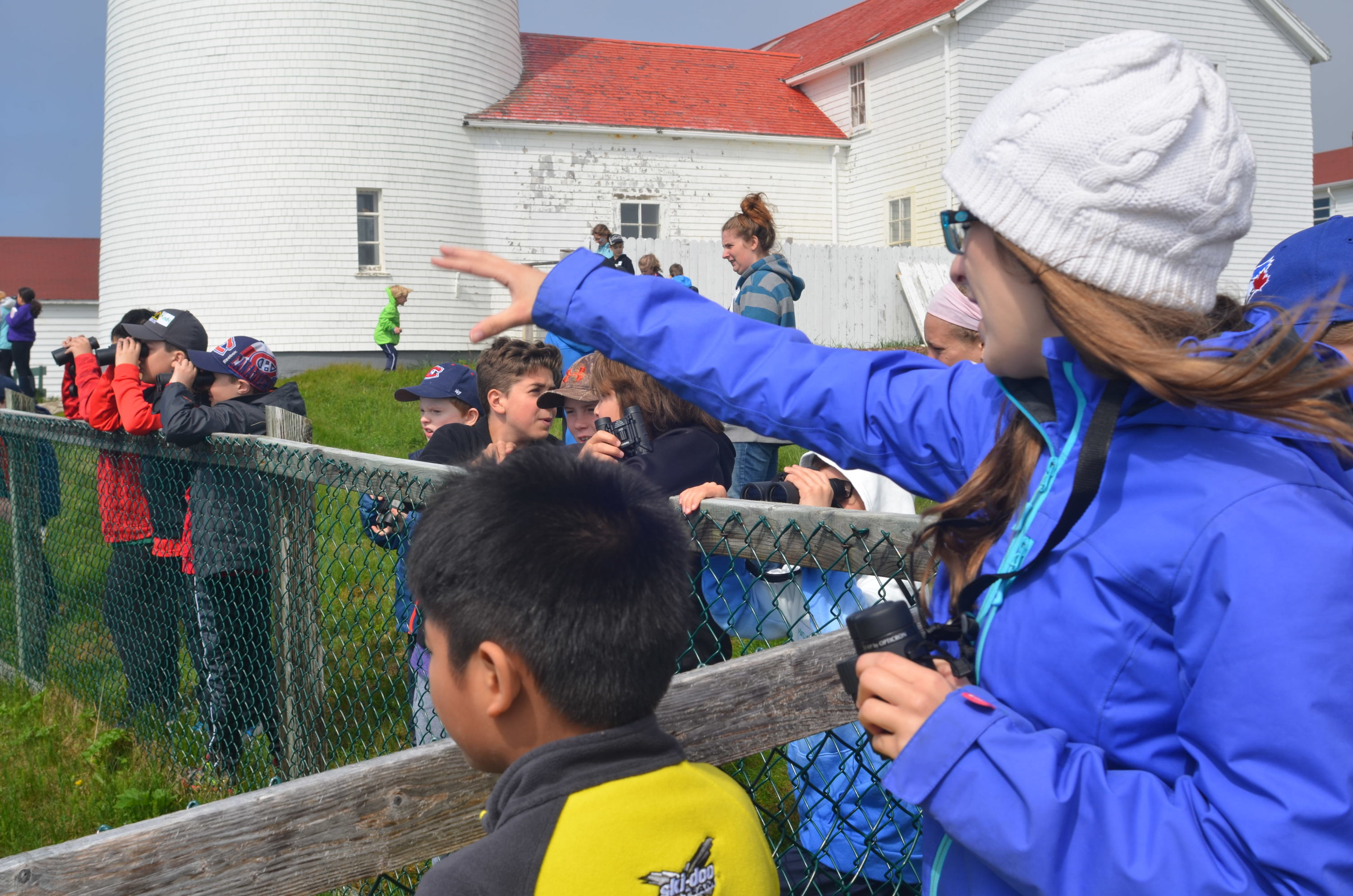 Quebec-Labrador Foundation Hosts Youth Science Training Programs with IGA Grant