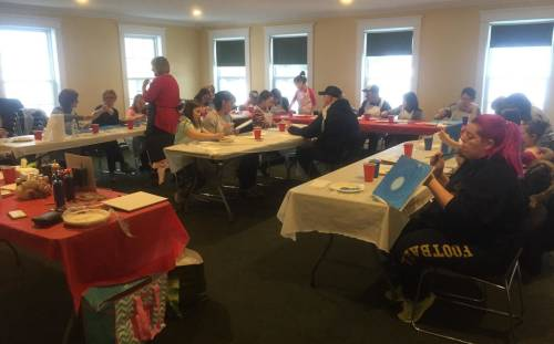 Seniors as Mentors: St. Anthony and Area Boys' and Girls' Club