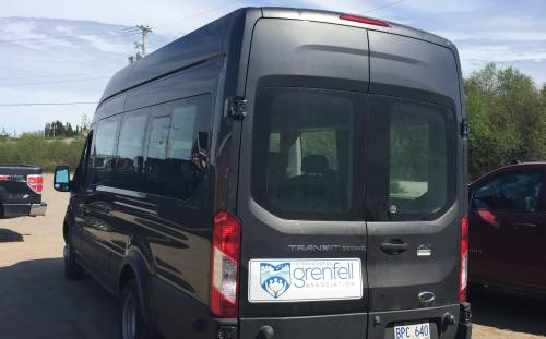 Charles J. Andrew Youth Center Purchase New Passenger Van with IGA Grant