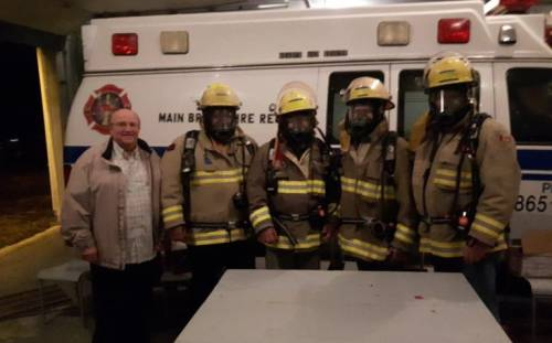 Main Brook Fire Department Invests in New Equipment