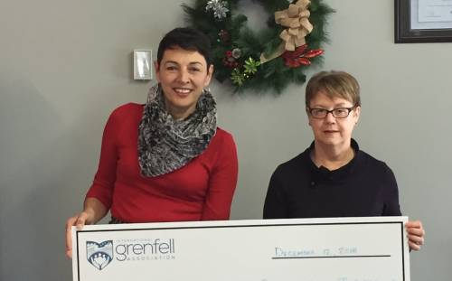 IGA Supports Initiatives in the Labrador Straits