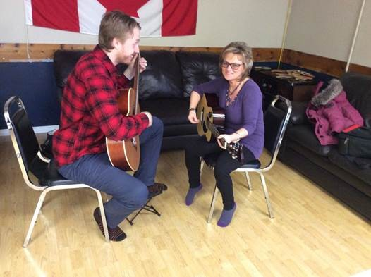 IGA Music Program Teaches Musical Skills in Flowers Cove