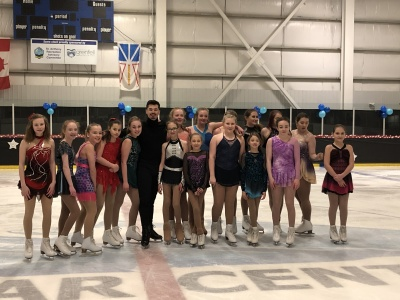 Northern Blades Host Skating Seminar with Help of IGA Grant