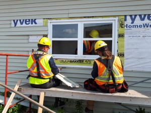 New Windows for Harbourview Manor