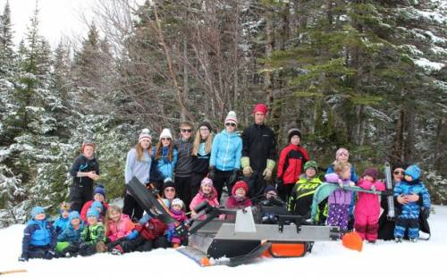 Mount St. Margaret Ski Club Purchase New Groomer