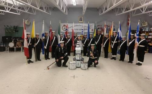 New Musical Instruments Purchased for RCSCC 285 Leif Eriksen