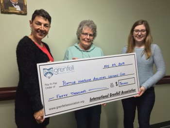 IGA Awards Grant to Battle Harbour Assisted Living Corporation