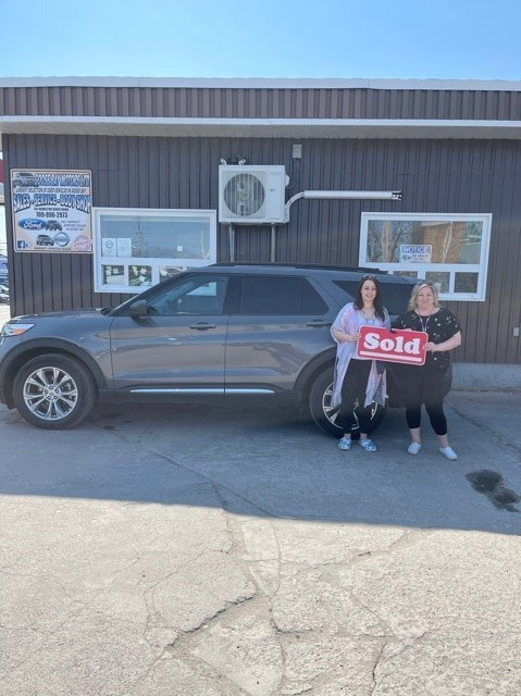 Libra House Purchases a New Vehicle with IGA Grant!
